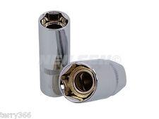 """Magnetic Spark Plug Socket Set - 16mm & 21mm - 1/2"""" Drive"""