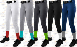 Champro BP11Y Tournament Youth Girls Fastpitch Softball Pants, Fast Pitch