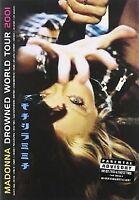 Madonna - Drowned World Tour 2001 - Live in Detroit von H... | DVD | Zustand gut