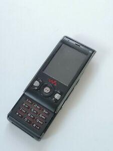 Sony Ericsson Walkman W595 - Lava Black (Unlocked) Mobile Phone