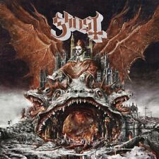 Ghost - Prequelle - New Ltd Edition Clear/Red Swirl Vinyl LP - in stock