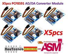 5pcs PCF8591 AD/DA Converter Module Analog To Digital Conversion + Cable