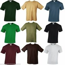 Men's Other Loose Fit Cotton No Pattern Casual Shirts & Tops