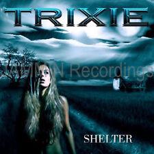 TRIXIE - SHELTER CD / MOTLEY CRUE / RONNIE BORCHERT CD