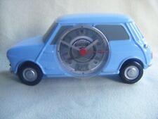 Morris Mini Minor Mk.1 clock (Light blue)