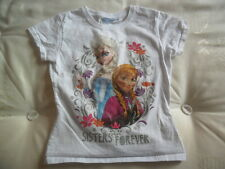 M&Co Girls t-shirts Sister Forever 5-6 years