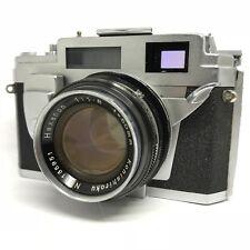 NEAR MINT Konica III M IIIM  Rangefinder camera Hexanon 50mm F1.8 from japan 330