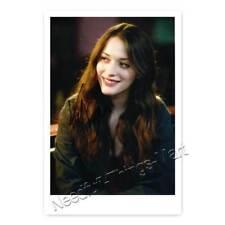 Kat Dennings alias Max Black aus 2 Broke Girls - Autogrammfotokarte [AK2]
