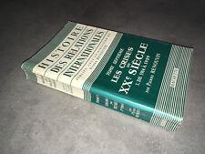 Pierre Renouvin T.7 LES CRISES DU XXe SIECLE vol 1 de 1914 à 1929 Hachette DC32D