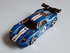 1/64 FORD GT LM #1 BLUE with WHITE STRIPES