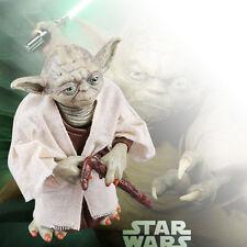 Star Wars 7 The Force Awakens Jedi Knight Master Yoda Figure Toys Cartoon