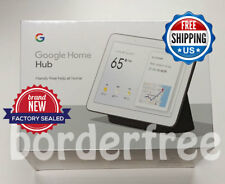 Google - Home Hub with Google Assistant - Charcoal ✔ WORLDWIDE SHIPPING ✔
