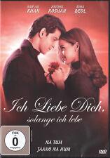 NA TUM JAANO NA HUM / ICH LIEBE DICH SOLANGE ICH LEBE Bollywood Film DVD Hrithik