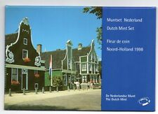 FDC set Nederland 1998 Noord-Holland