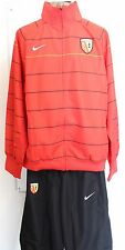 R C LENS RED/BLACK TRACKSUIT BY NIKE ADULTS SIZE XXL BRAND NEW WITH TAGS