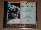 LUISA TETRAZZINI (MOZART, BELLINI) - LE GRANDI VOCI - CD SIGILLATO (SEALED)