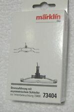 Märklin 73404 personenwagen - stroomverzorgingsset met assymmetrische sleper.