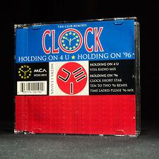 Horloge - De maintien Sur 4 U - cd de musique EP