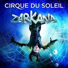 CIRQUE DU SOLEIL - ZARKANA - CD - NEW