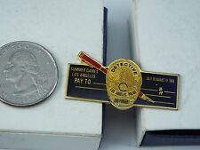DETECTIVE LOS ANGELES POLICE PIN