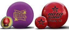 15lb Roto Grip IDOL Solid Reactive Bowling Ball & the Companion Roto Grip Spare