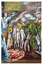 Bequia Grenadines of St. Vincent-2014-El Greco-art-painting