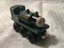 Thomas & Friends Wooden Railway Train Peter Sam Engine 2003 Learning Curve RARE!