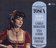 Maria Callas - Puccini Tosca (Deluxe Opera Series) [CD]