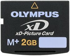 Olympus 2GB XD M+ Picture Card 2 GB Memory Card (In Retail Packaging) BRAND NEW