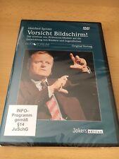 DVD Vorsicht Bildschirm Einfluss auf die Entwicklung Kinder Manfred spitzer