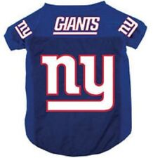 New York Giants Dog Pet Jersey New with Tags Size is MEDIUM (M)  NFL