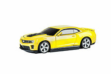 Chevrolet Camaro ZL 1 Car Wireless Laser Computer Mouse - Yellow