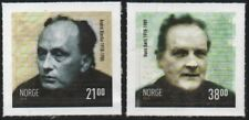 2018 NORWAY  Andre Bjerke and Hans Børli  NK 1994-95 MNH