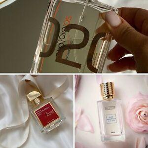 Perfume, Escentric Molecules 02/Baccarat Rouge 540/EX NIHILO 10ml/20ml/30ml