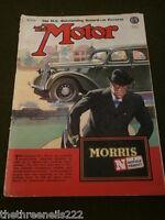 MOTOR MAGAZINE - MAY 17 1944 - SIDE VALVE MORRIS MINOR