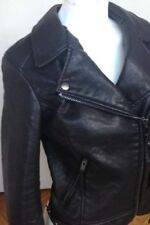 Topshop Leather Regular Size Coats, Jackets & Vests for Women
