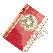 *SPECIAL COUPLE* LUXURY CHRISTMAS GREETING CARDS - PREMIUM QUALITY
