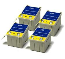 4x Colour Compatible (non-OEM) Ink Cartridges to replace T008