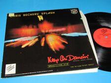 "Chris Beckers' Splash / Keep On Dancin' (D 1984, CrisCrazz CCR 013) - 12"" Maxi"