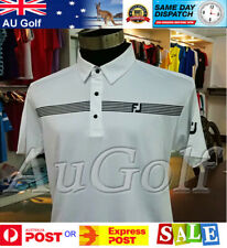 Foot Joy Golf Shirt - Mens - Aussie Stock - Please Please check sizing chart