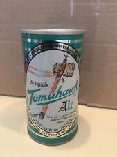 Tomahawk Ale Zip Top Beer Can,International Breweries Buffalo, Ny (Scarce Sweet)