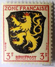 BLAZON ZONE FRANCAISE D'OCCUPATION EN ALLEMAGNE NEUF 426A33