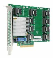 Hp 12gb Sas Expander Card With Cables For Dl380 Gen9 - 12gb/s Sas - Plug-in Card