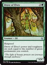 Drove of Elves (Elfenschar) Commander Anthology Magic