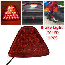 Car Motorcycle 20 LED Trailer Tail Reverse Brake Light Work Lamp Stoplight Bulb