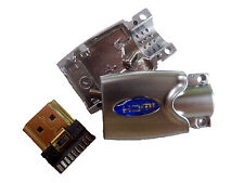 19 Pin HDMI Type A Male Plug Gold Plated Soldering Connector w Metal Outer Hood