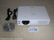 Sanyo PLC-XU116 Proyector LCD datos/video/HDTV/Wireless Wifi Proyector 4500 Lmns