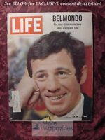LIFE November 11 1966 Nov 66 11/11/66 PABLO CASALS JEAN-PAUL BELMONDO