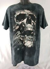 The Mountain Breakthrough Skull T Shirt size Medium