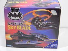 Batman Sky Blade Fahrzeug - 1991 Kenner-Launch Batman durch die Luft! - NEU